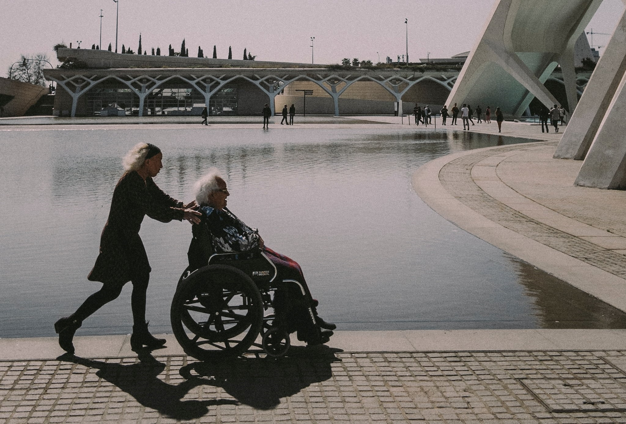 how to cope with bereavement  wheelchair